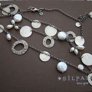 """SILPADA """"Pearl of a Girl"""" Necklace"""